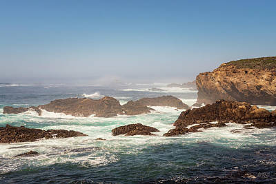 Photograph - Point Lobos Xviii Color by David Gordon