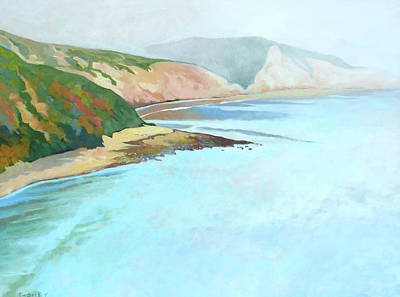 Royalty-Free and Rights-Managed Images - Point Reyes Dunes, California by Catherine Twomey