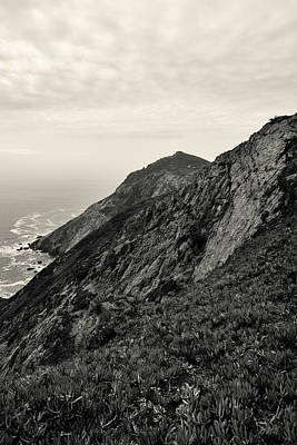 Photograph - Point Reyes II Toned by David Gordon