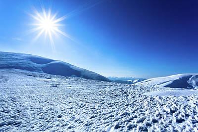 Winter Solstice Wall Art - Photograph - Polar Sunshine by Yourapechkin