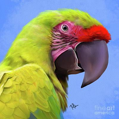 Painting - Polly II by Tammy Lee Bradley