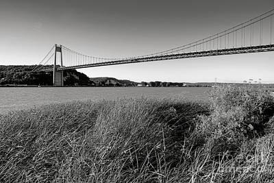 Photograph - Pont De Tancarville by Olivier Le Queinec