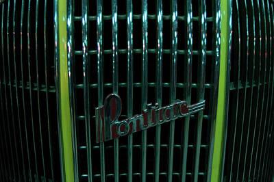 Photograph - Pontiac - Close by James L Bartlett