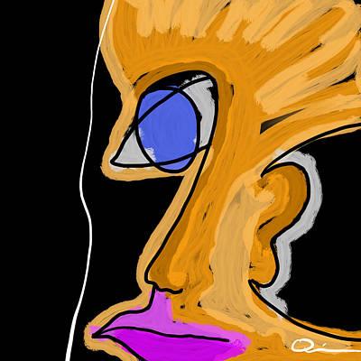 Digital Art - Poor Man by Jeff Quiros