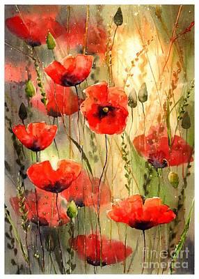 Poppy Serenade Original