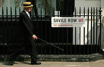General Photograph - Popular London Street Signs by Gareth Cattermole