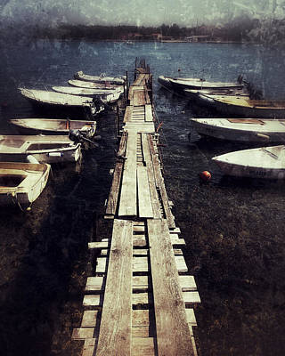 Photograph - Porec by Raymond Carruthers