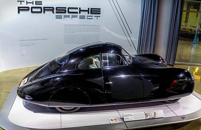 Photograph - The First Porsche - 1939 by Gene Parks