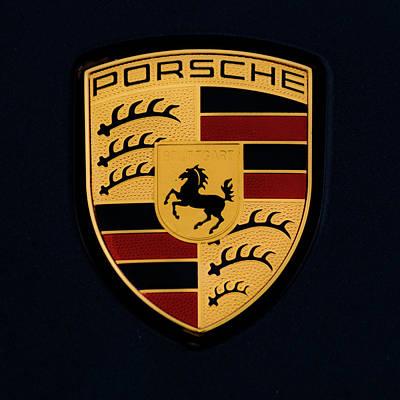 Photograph - Porsche by Stewart Helberg