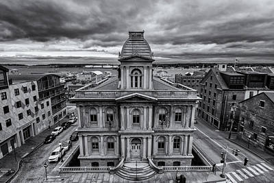 Photograph - Portland Custom House by Jesse MacDonald