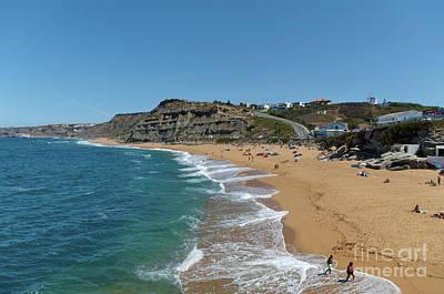 Photograph - Porto Dinheiro Beach. Portugal by Angelo DeVal