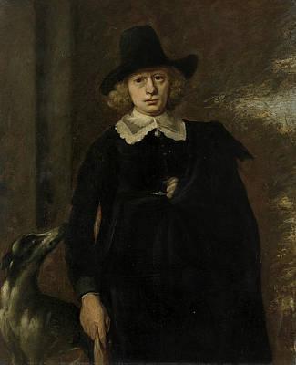 Painting - Portrait Of A Man by Thomas de Keyser
