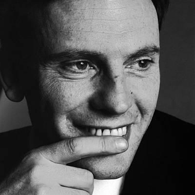Photograph - Portrait Of Jean-louis Trintignant by Jack Robinson