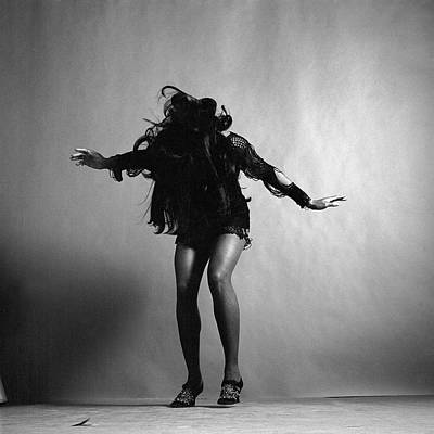 Photograph - Portrait Of Tina Turner by Jack Robinson