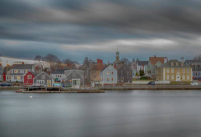 Photograph - Portsmouth, Nh by Bob Doucette