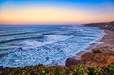 Photograph - Portugal Coast Dawn by Stuart Litoff