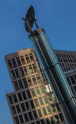 Photograph - Potsdamer Platz Berlin Architecture by ReDi Fotografie