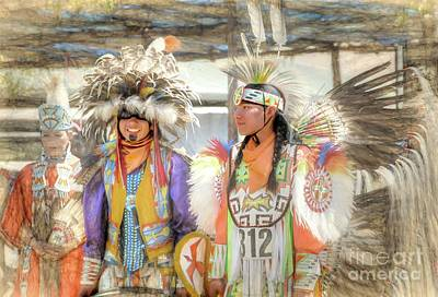 Photograph -  Powwow - Grand Prairie by Dyle Warren