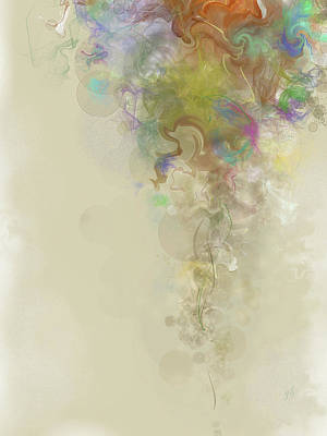 Digital Art - Prelude Dreams Of Spring by Gina Harrison