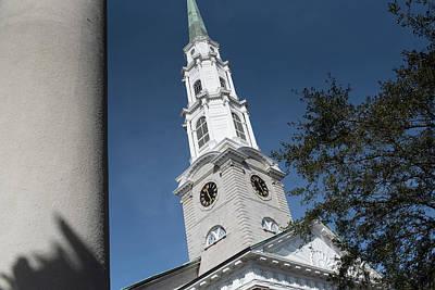 Photograph - Presbyterian Church Of Savannah by Doug Ash