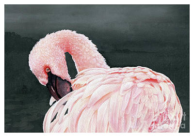Painting - Pretty in Pink by Michelle T Williams