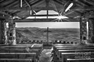 Photograph - Pretty Place Spot Light Pretty Place Chapel Camp Greenville Sc Art by Reid Callaway