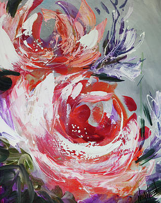 Painting - Pretty Things by Nikol Wikman