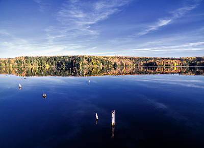 Photograph - Pricket Lake 10181702 by Rick Veldman