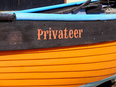 Photograph - Privateer by Richard Reeve