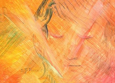 Painting - Progression Of Self by Sheri Jo Posselt