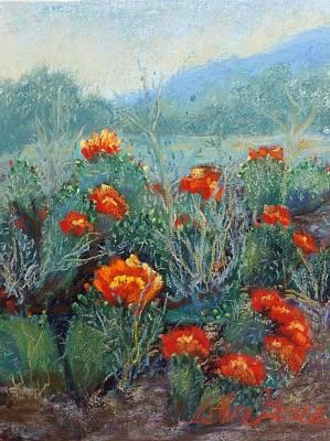 Pastel - Promise Of Abundance by Esther Jones