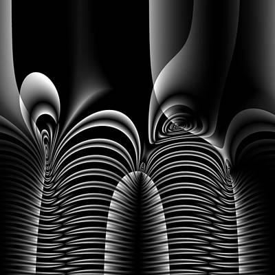 Digital Art - Propherdic by Andrew Kotlinski