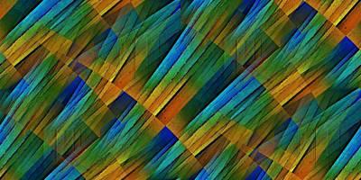 Digital Art - Propagation by David Manlove
