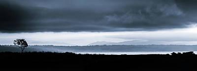 Photograph - Puget Sound Serenity by Don Schwartz