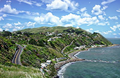 Photograph - Pukerua Bay by Anthony Dezenzio