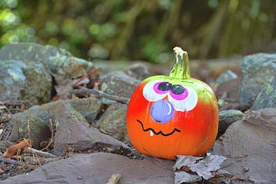Photograph - Pumpkin Fun by Jamart Photography