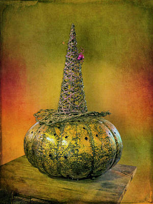 Photograph - Pumpkin Magic by Leslie Montgomery