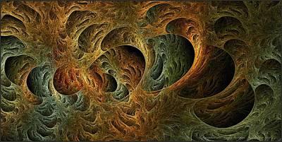 Digital Art - Purgatoria-2 by Doug Morgan