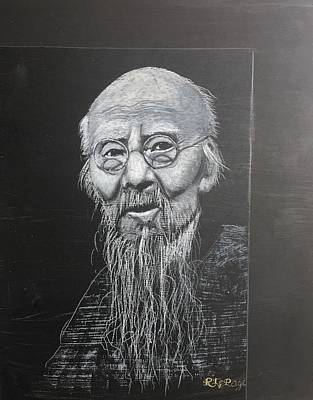 Pastel - Qi Baishi by Richard Le Page