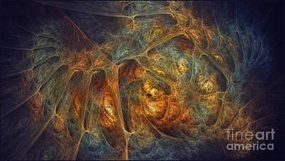 Digital Art - Quantum Beasties by Doug Morgan
