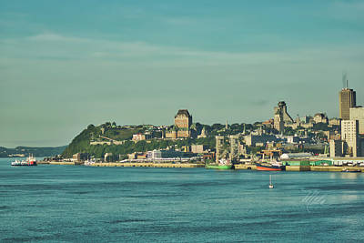Photograph - Quebec City by Meta Gatschenberger