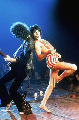 Freddie Mercury Wall Art - Photograph - Queen by Michael Ochs Archives