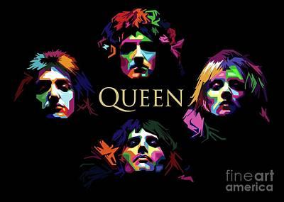 Queen Popart Original
