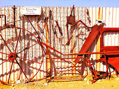 Photograph - Quirky Sights Of The Outback #2 by Lexa Harpell
