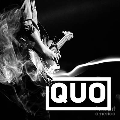 Digital Art - Quo by Esoterica Art Agency
