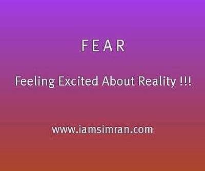 Digital Art - Quotes - Excitement by Simran Singh