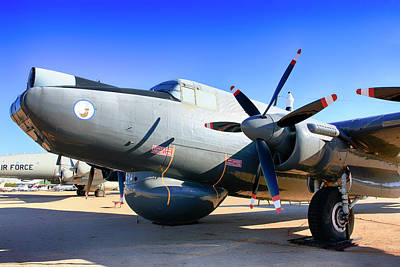 Photograph - Raf Shackelton  by Chris Smith