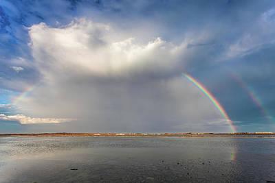 Photograph - Rainbow by Evgeni Dinev