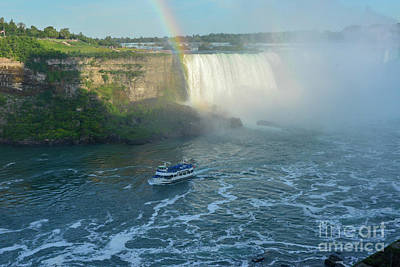 Photograph - Rainbow Glow by Ruth H Curtis