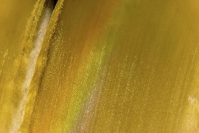 Photograph - Rainbow In The Flow by Jack Peterson